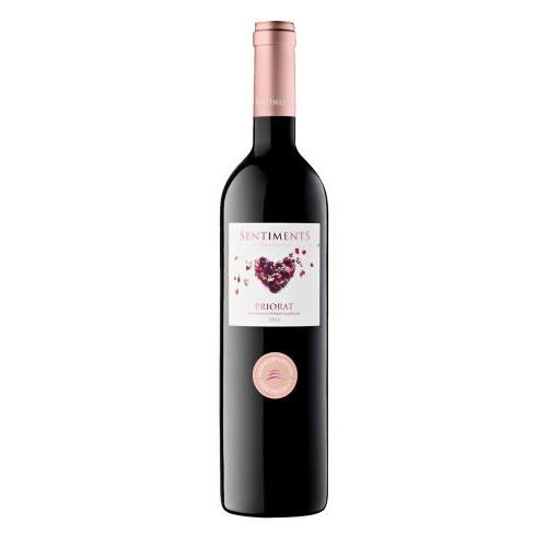 V TINTO PRIORAT SENTIMENTS 2017 75CL
