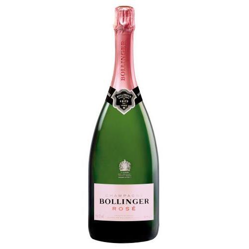 BOLLINGER ROSÉ MAGNUM 1.5L.