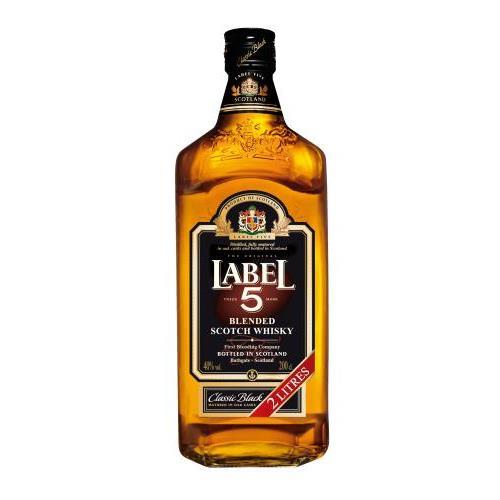 LABEL 5 2L.