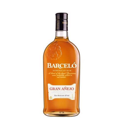 BARCELO GRAN AÑEJO 0.7L.