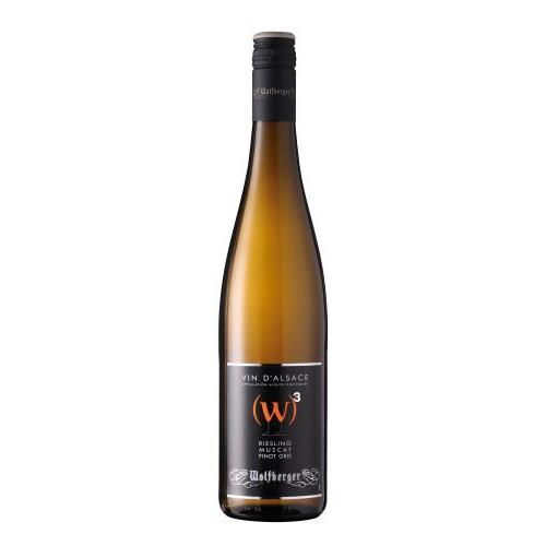 V INTERNACIONAL BLANCO FRANCIA ALSACE WOLFBERGER W3 17 75CL-RIES,MUSCAT, P.GRIS-