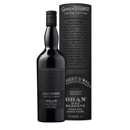 OBAN BAY - GAME OF THRONES 0.7L.