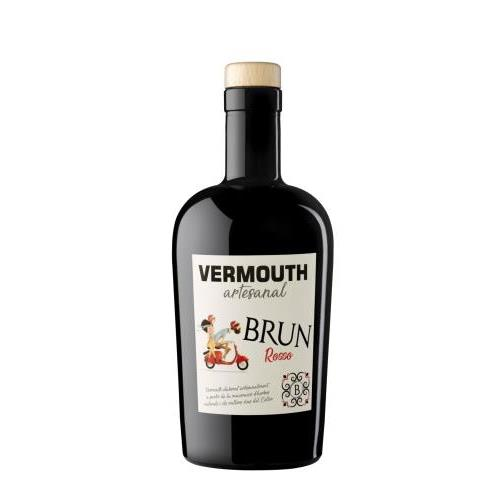 APE VERMOUTH BRUN ARTESANAL 75 0.75L.