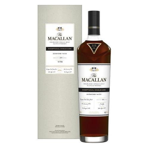 MACALLAN EXCEPTIONAL 0.7L.