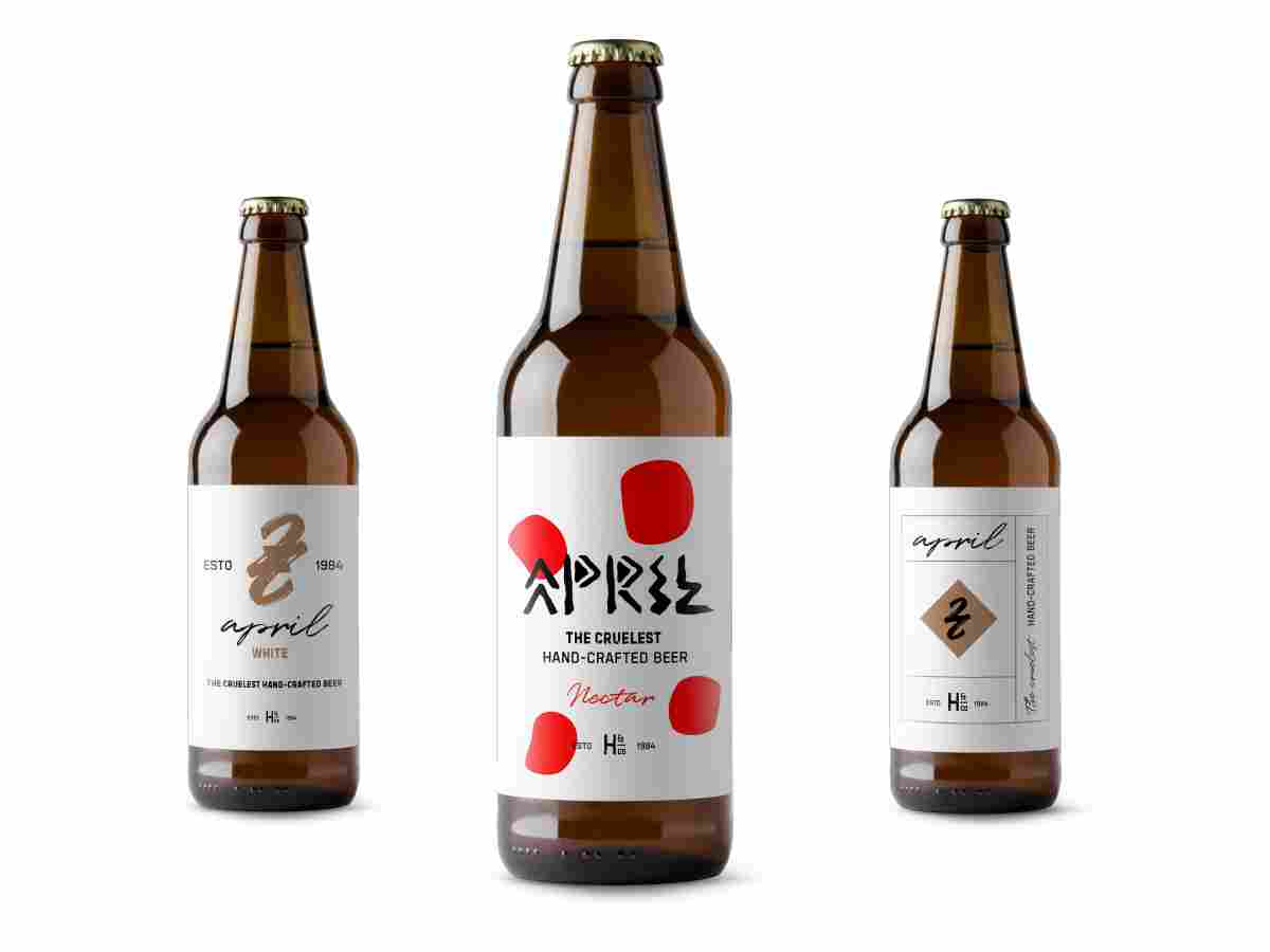 Limited edition Americam Pale Ale